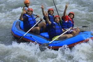 rafting-taman wisata-matahari