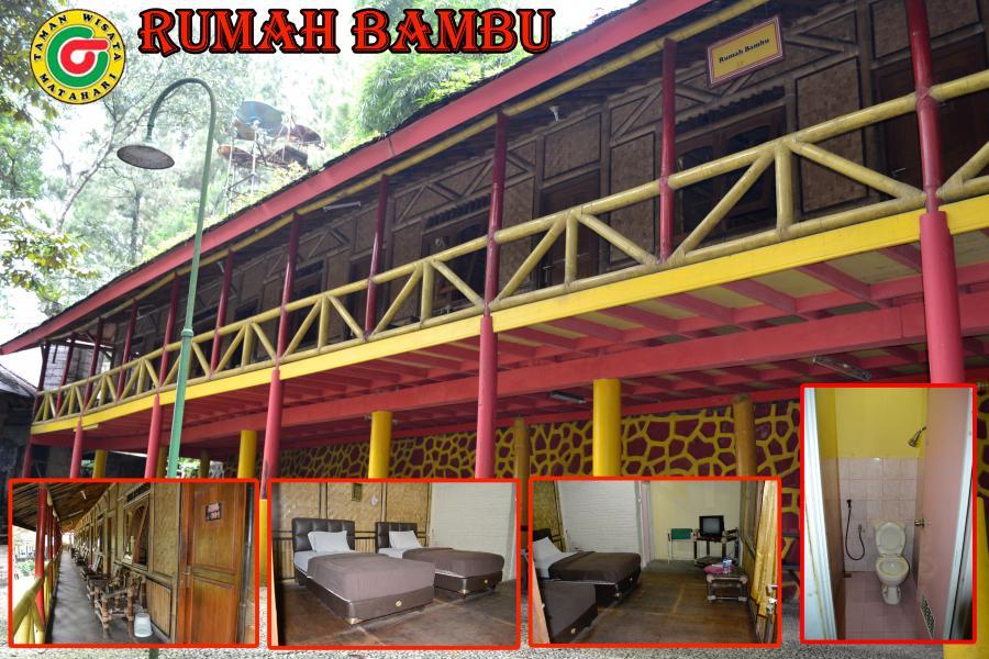 Rumah Bambu Taman Matahari