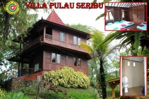 villa pulau seribu twm