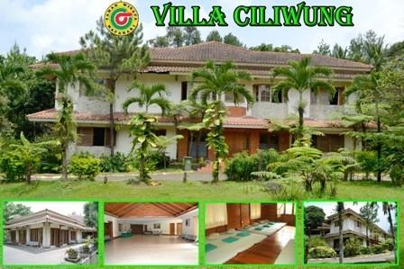 villa ciliwung taman matahari