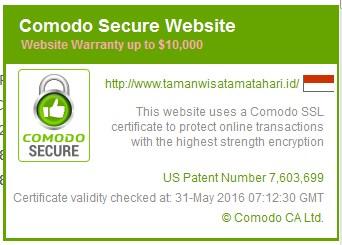 tamanwisatamatahari.id-SSL-Comodo