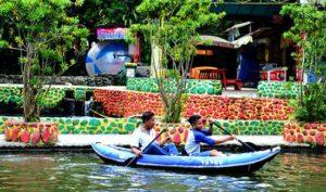 perahu-kayak