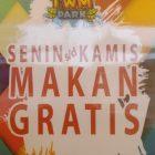 Promo Makan Gratis Sunda Resto